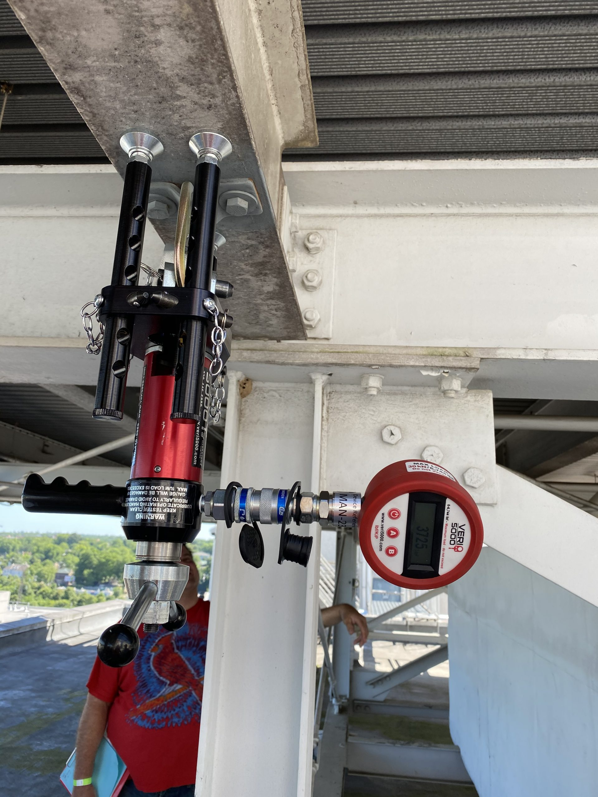 We validate, test, record, and label each anchor with GPS location