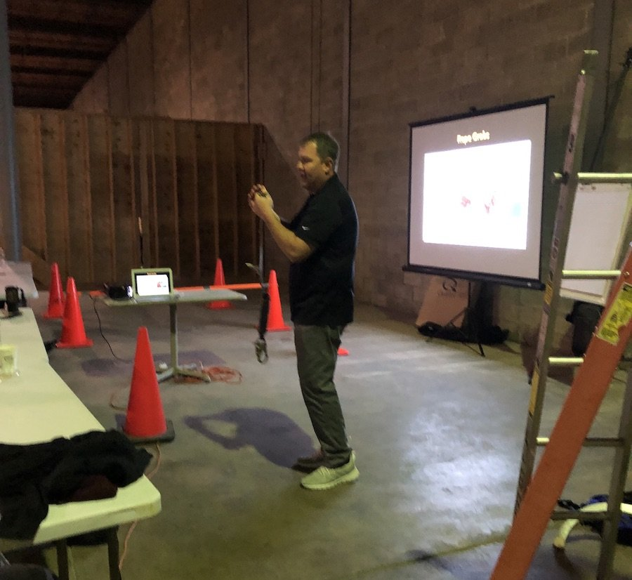 Pressure washer safety class