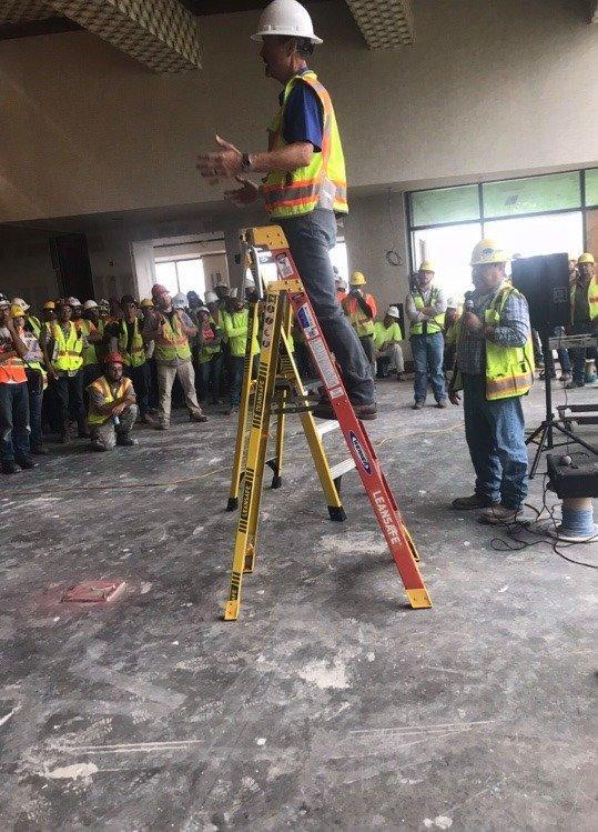 Ladder Safety Training