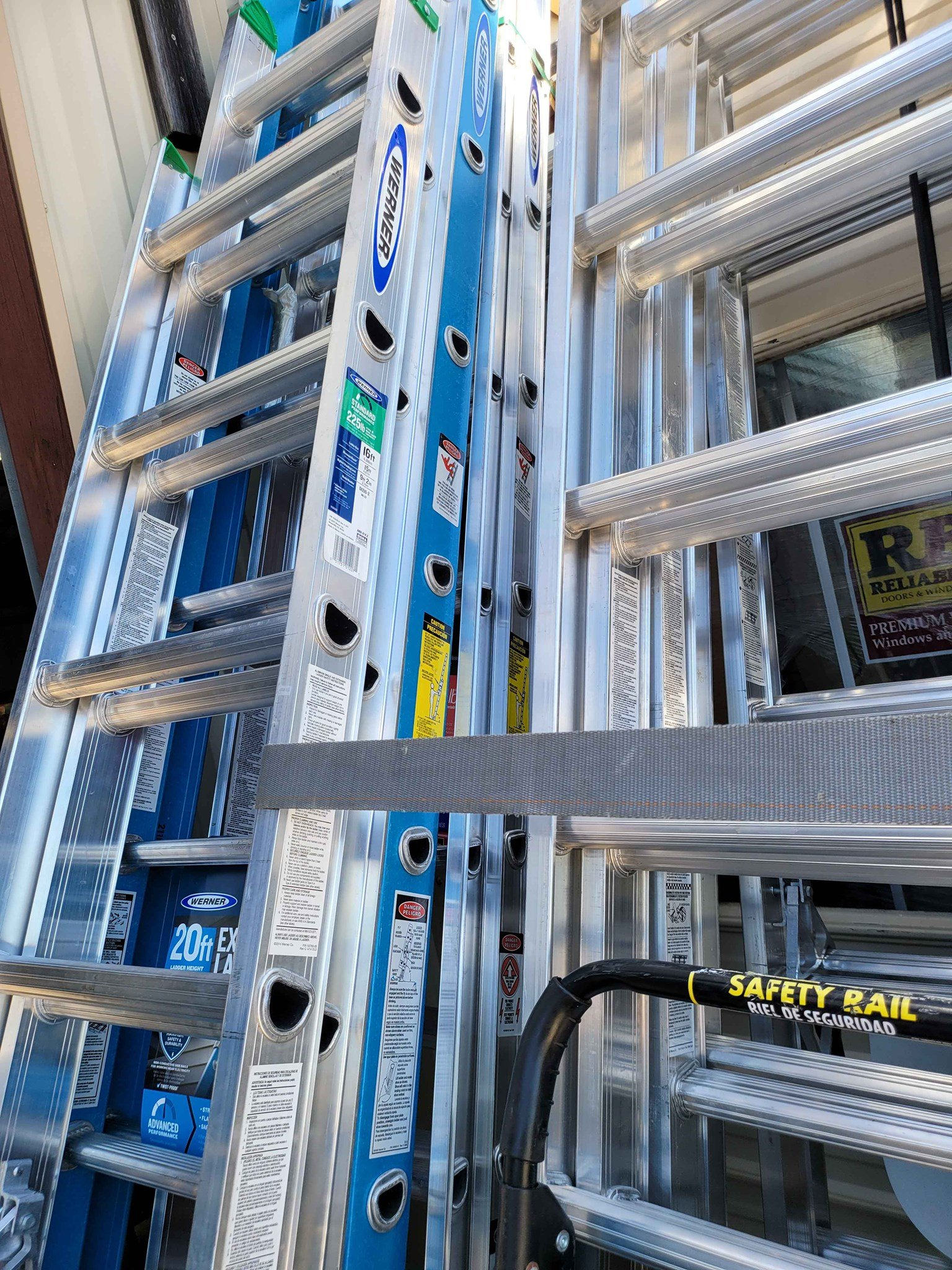 Tips for Ladder safety